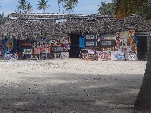 Saona Village Art